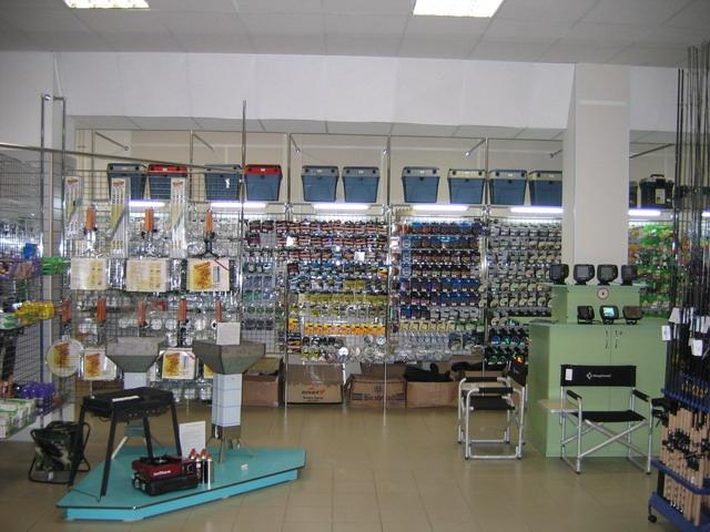 Верхняя Рыбинка - рыболовно-туристический супермаркет