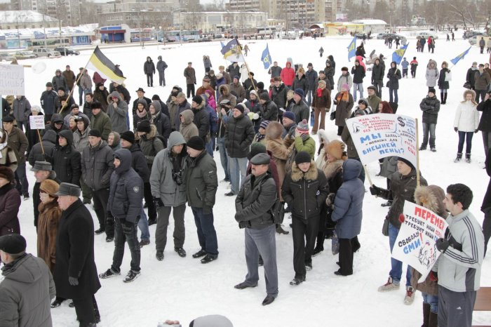Митинг 24 декабря 2011 г.