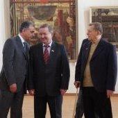 """Открытие выставки """"Рабочий класс""""-3"""