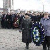 Митинг памяти аварии на Чернобыльской АЭС-3