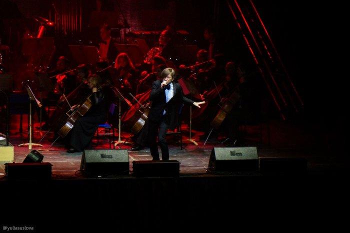«Би-2» с симфоническим оркестром - виолончели