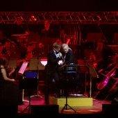 «Би-2» с симфоническим оркестром - с дирижером