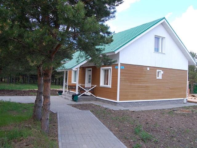 Верхняя Рыбинка - коттедж