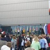 Кросс нации-2010, открытие