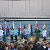 Кросс нации-2010, развлекательная программа