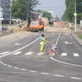 Реконструкция улиц Набережная-Ленина - улица Ленина