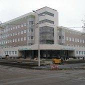 Строительство медицинского комплекса завершается