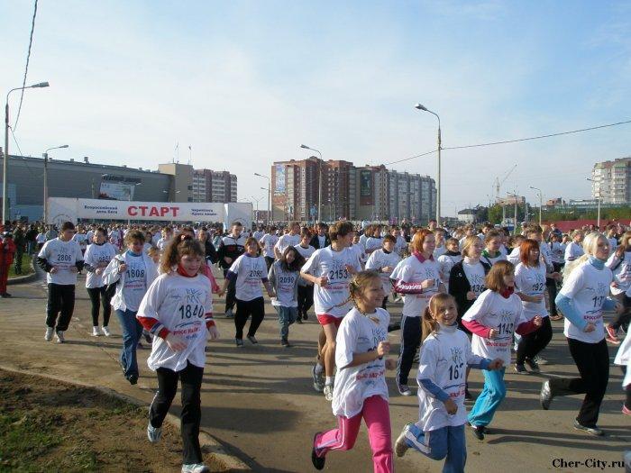 Кросс нации-2010, школьницы