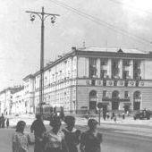 Череповец, 1950-е гг.